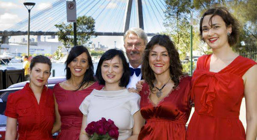 patty kikos sydney wedding celebrant 44